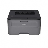 Brother® HLL-2320D Monochrome Laser Printer