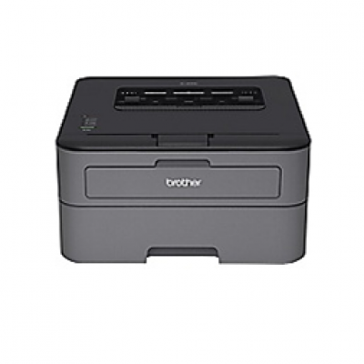 Brother® HLL-2320D Monochrome Laser Printer