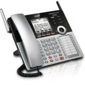 VTech® DECT 6.0 Expandable Corded Small Business Phone System Main Console